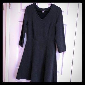 Gray Plaid Dress NEVER WORN